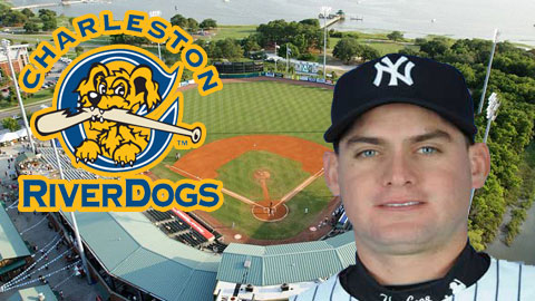 Former RiverDogs first base coach Carlos Mendoza managed the GCL Yankees in 2011.