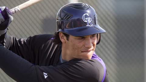 In his previous three pro seasons, Nolan Arenado hasn't averaged below .298.