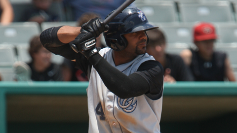 Jonathan Villar leads the Texas League with 18 stolen bases.