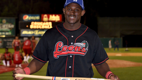 O'Koyea Dickson is hitting .331 with 22 RBIs in 39 games.