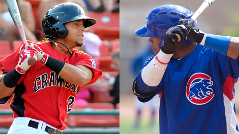 Rougned Odor and Rock Shoulders are part of Minors Moniker Madness for the second year in a row.