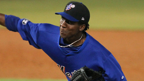 Rafael Montero is 5-2 with a 2.13 ERA in eight starts for St. Lucie.
